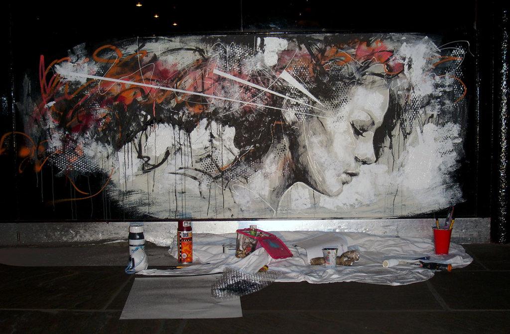 Graffiti lounge Liverpool ©2013 ~ART-BY-DOC