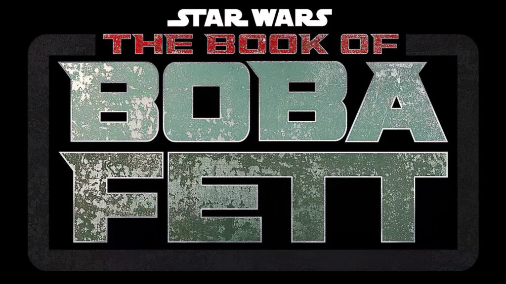 The Book of Boba Fett Logo